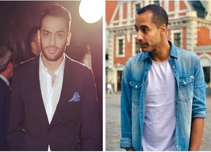 عمرو وهبة ورامي جمال