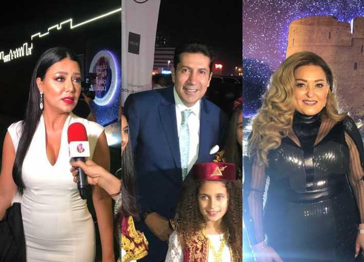 نهال عنبر، هاني رمزي، رانيا يوسف