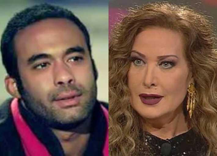 رغدة وهيثم أحمد زكي