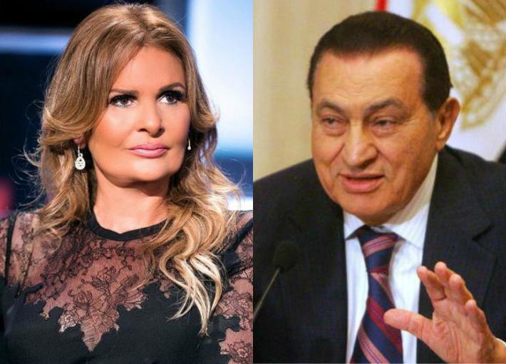 مبارك ويسرا
