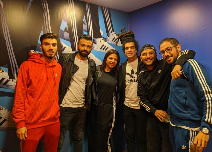 فريق ديسكو مصر