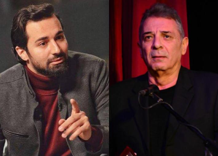 محمود حميدة وأحمد حاتم