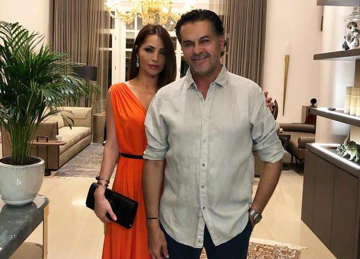 راغب وزوجته