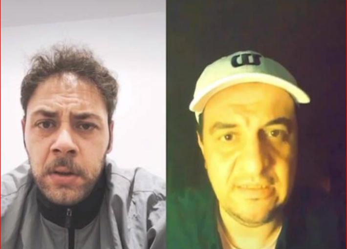 هشام اسماعيل ومحمد علي رزق