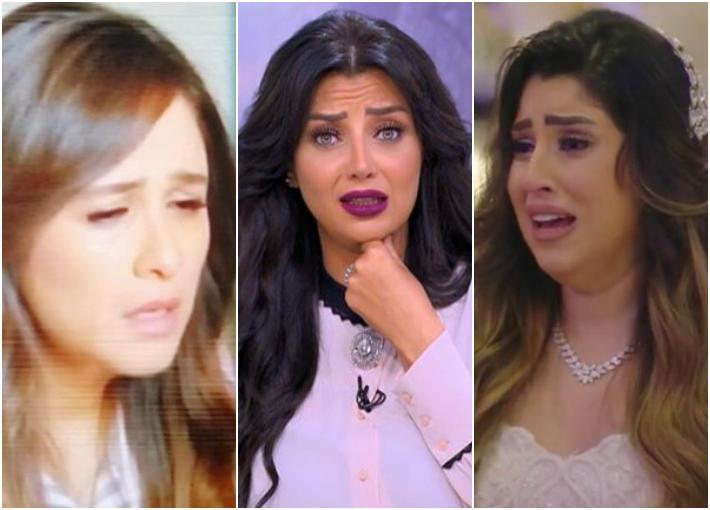 أيتن عامر- رضوى الشربيني- ياسمين عبد العزيز