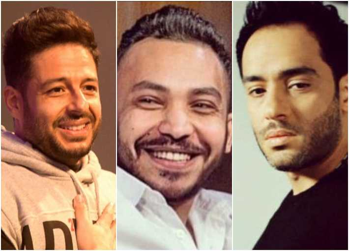 فيديو- أحمد علاء الدين لرامي جمال: عندك عقدة محمد حماقي   في الفن