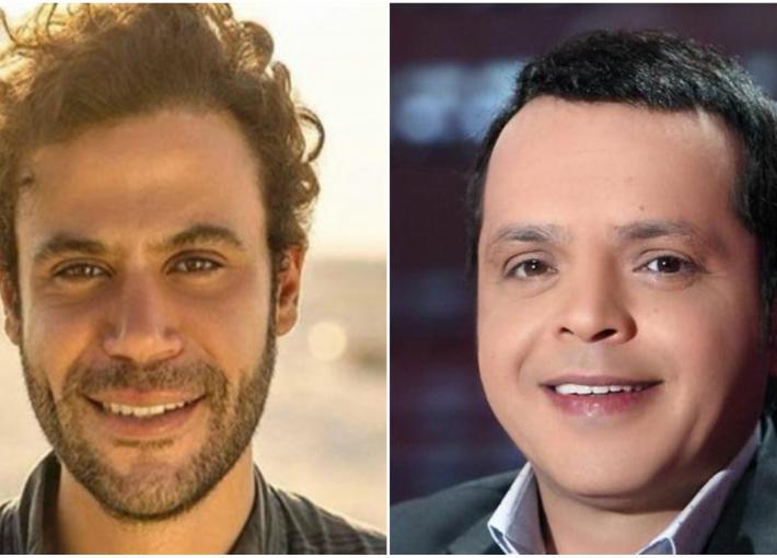 محمد هنيدي ومحمد إمام