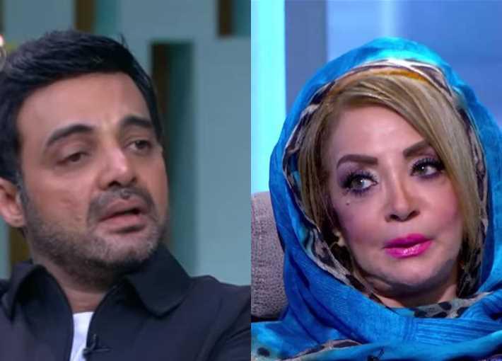 شهيرة وعمرو ياسين