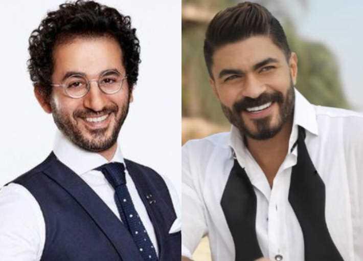 خالد سليم وأحمد حلمي