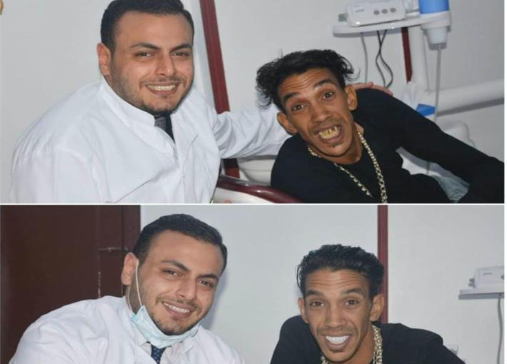 مجدي شطة وطبيب الأسنان