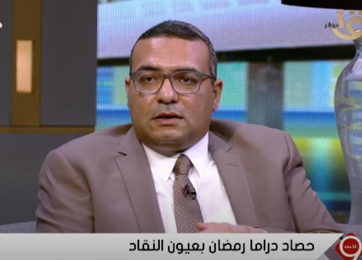 الكاتب الصحفي محمد عبد الرحمن