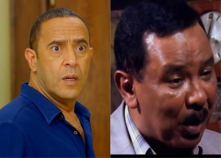 علي عبد الرحيم وأشرف عبد الباقي