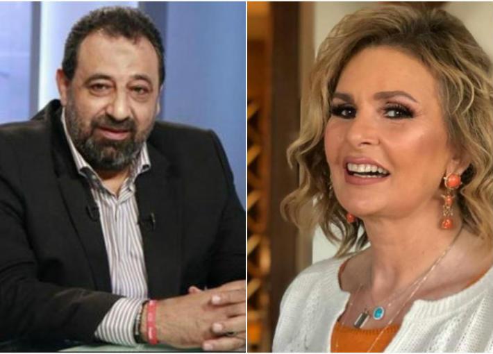 يسرا ومجدي عبد الغني