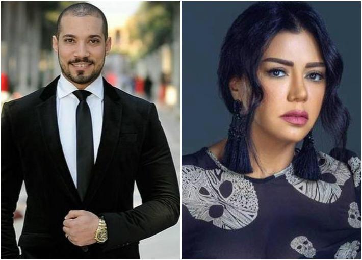 رانيا يوسف وعبد الله رشدي