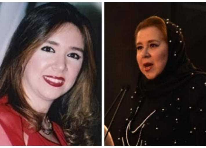 دينا عبد الله وإيناس عبد الله