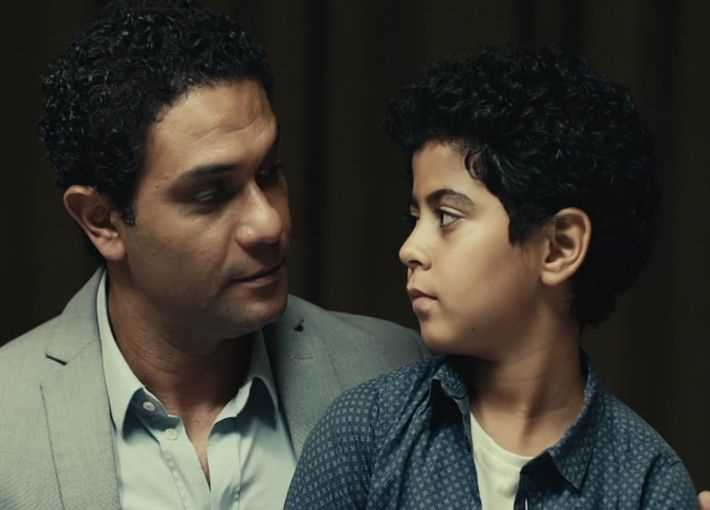 حوار عمر حسن أصغر أبطال صاحب المقام يتحدث عن الفيلم خبر في الفن