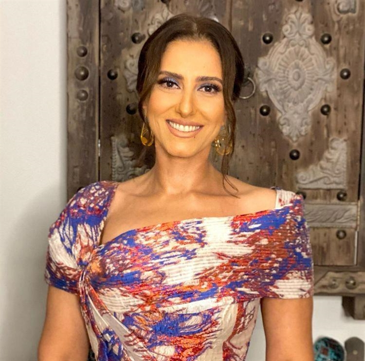 حنان مطاوع تحصل على جائزة أفضل ممثلة من مهرجان الفضائيات thumbnail