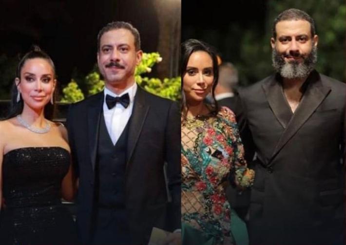 """محمد فراج بلوك مسلسل """"غرفة 207"""" في افتتاح مهرجان الجونة thumbnail"""