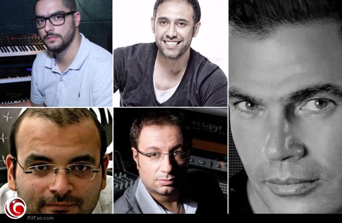 """عمرو دياب وأبرز الغائبين عن ألبومه الجديد """"شفت الأيام"""""""