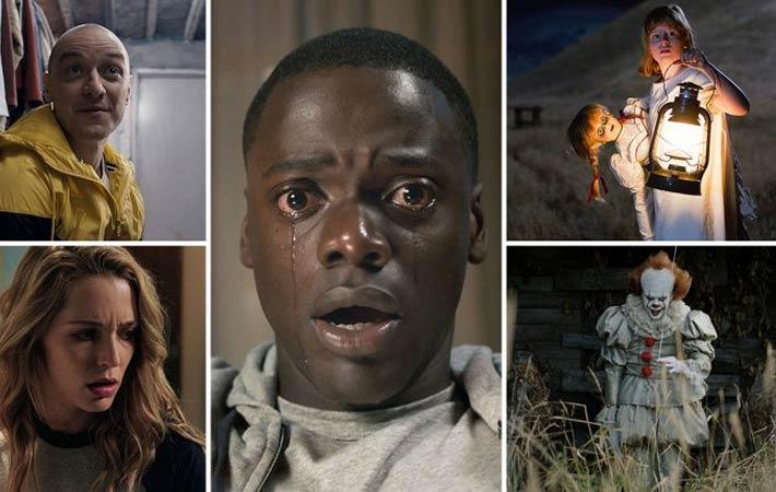 أفلام الرعب في 2017