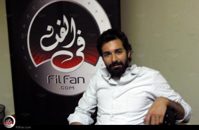 أحمد حاتم لـ FilFan.com: لم أقرأ
