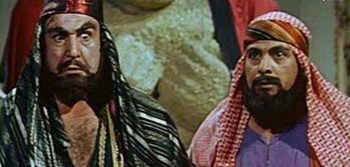 الكفار في الأفلام الدينية