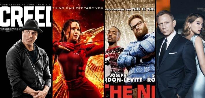 أبرز أفلام نوفمبر 2015