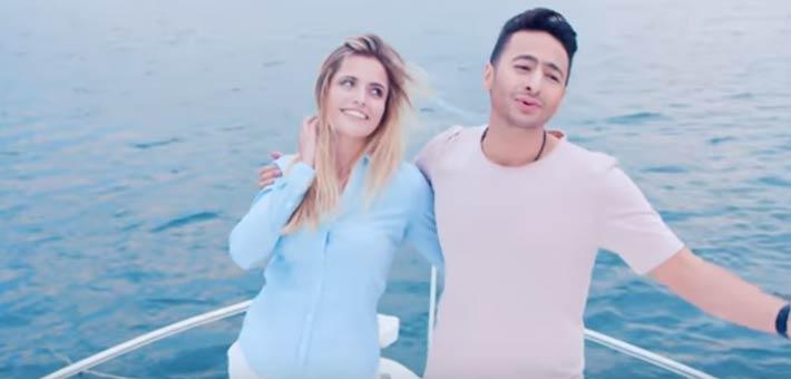 بالفيديو حمادة هلال يطرح الأغنية المصورة حلم السنين في الفن