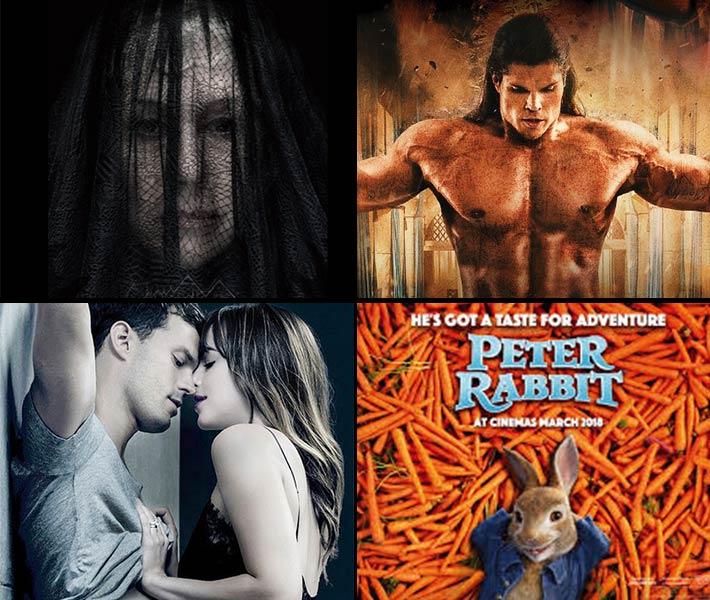 أفلام شهر فبراير 2018