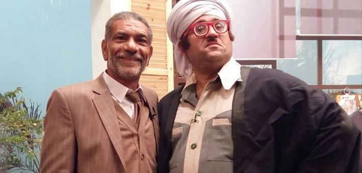 سيد رجب مع سيد أبو حفيظة