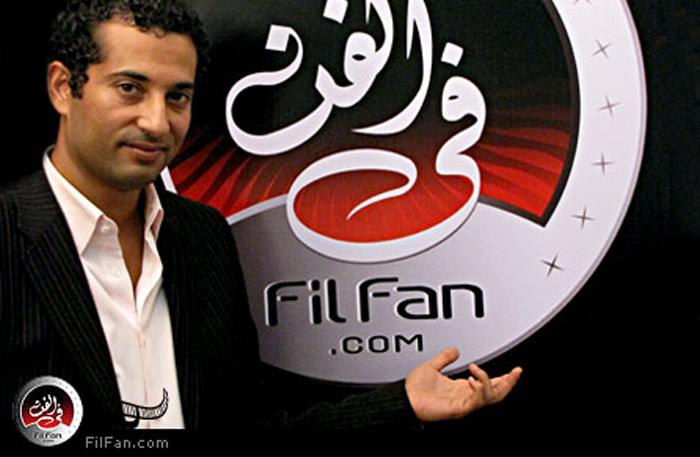 الفنان عمرو سعد في لقائه مع FilFan.com