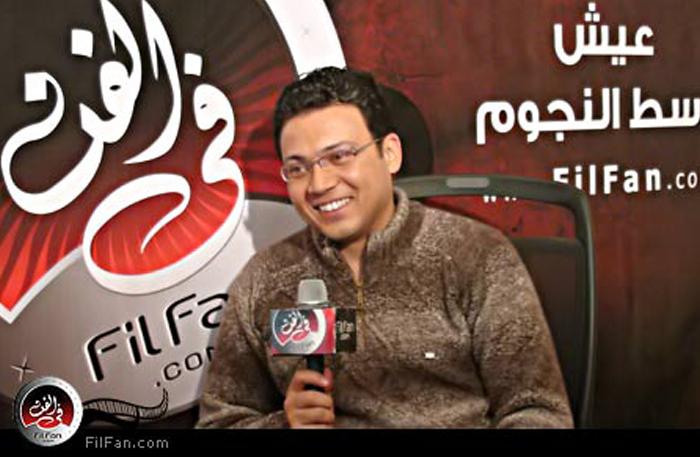 الفنان عمرو رمزي في حواره مع FilFan.com