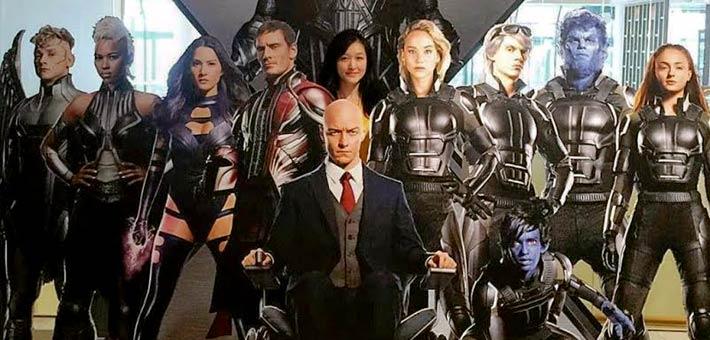 تعرف على أهم أبطال X Men Apocalypse وأصولهم من القصص المصورة
