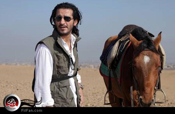 احمد حلمي في فيلم عسل إسود