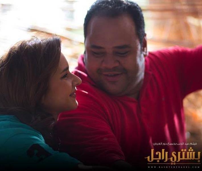 نيللي كريم ومحمد ممدوح