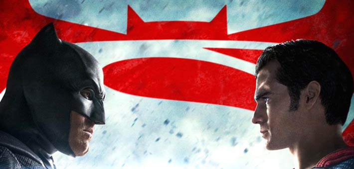 ملصق فيلم Batman v Superman: Dawn of Justice