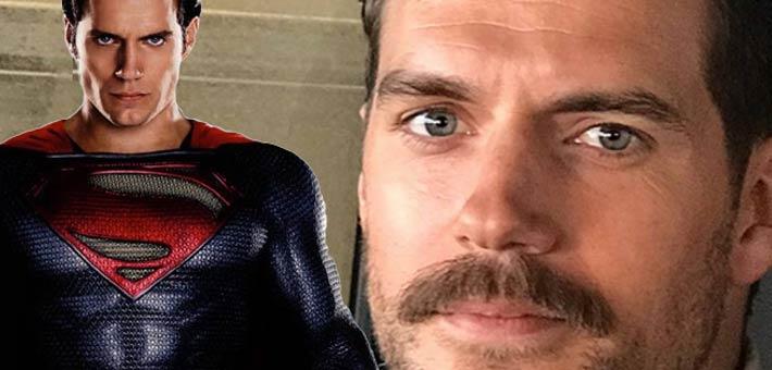 """هكذا سيتخلص """"سوبر مان"""" من شاربه في Justice League"""