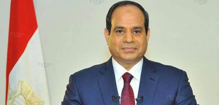 الرئيس المنتخب عبد الفتاح السيسي
