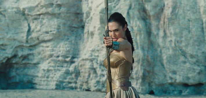 جال جادوت تنشر أول صورة من الجزء الثاني لـ Wonder Woman