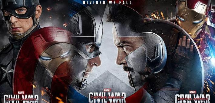 فيلم Captain America:Civil War