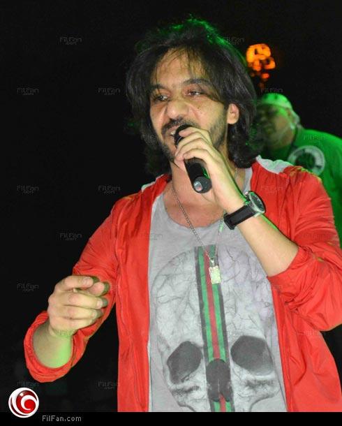 """بهاء سلطان في حفل """"دريم بارك"""""""