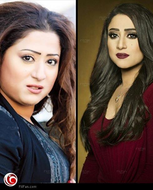 صورة البحرينية شيماء سبت تخسر 16 كيلو جراما من وزنها نهال ناصر