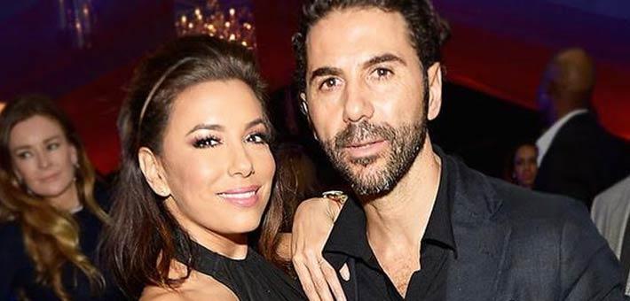 إيفا لونجوريا مع جوزيه أنطونيو باستون