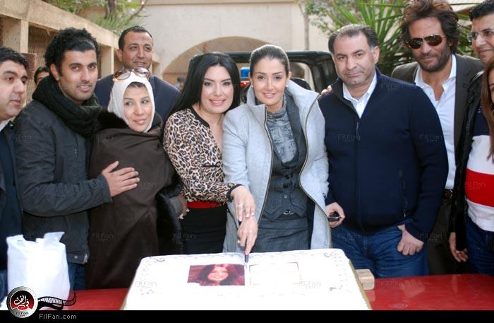 غادة عبد الرازق و مع سبق الإصرار في عين شمس خبر في الفن