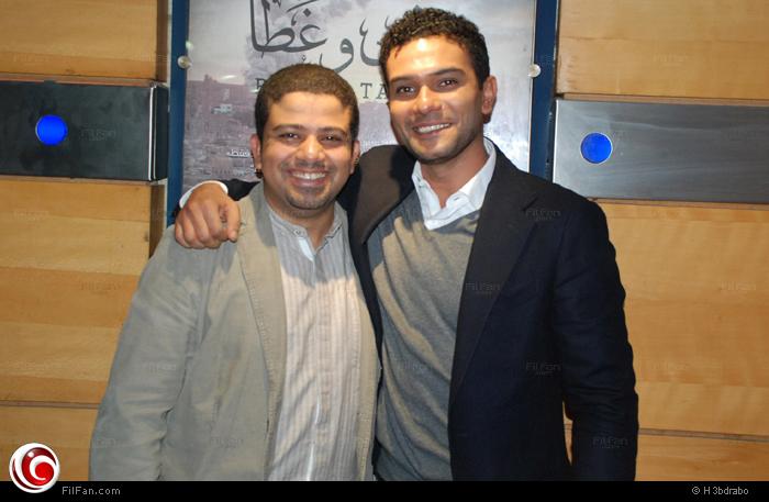 أحمد عبد الله وآسر ياسين