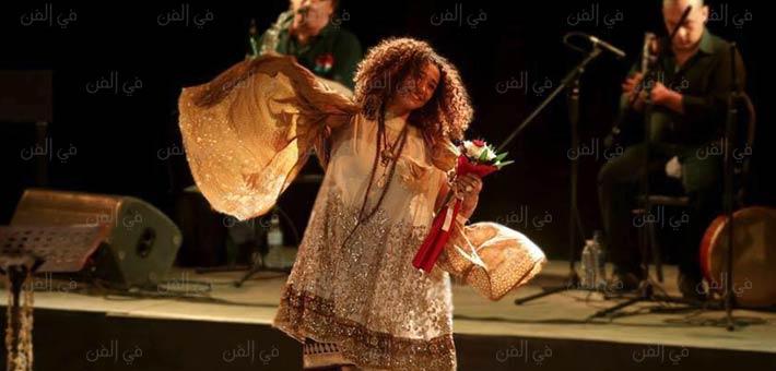 غالية بنعلي l عدسة: علاء القصاص (المصدر: Facebook.com/GhaliaBenali)