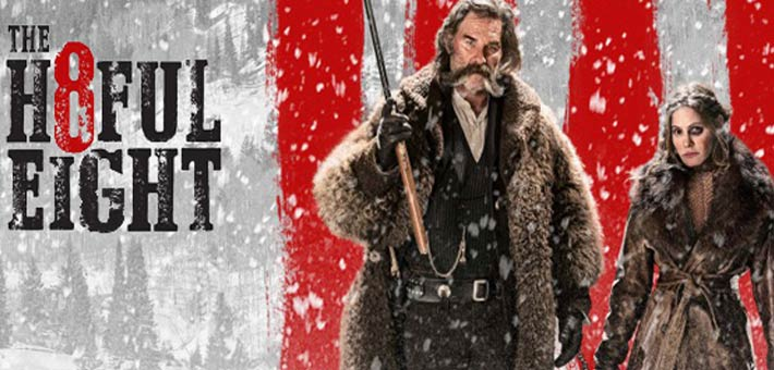 أفيش فيلم The Hateful Eight