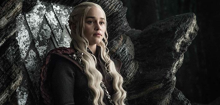 إميليا كلارك تودع مسلسل Game of Thrones بهذه الكلمات المؤثرة