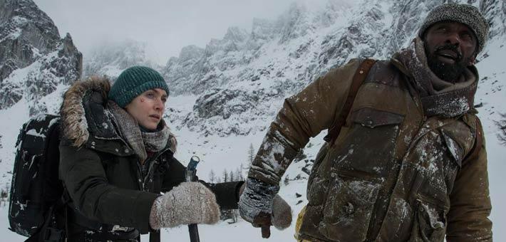 مشهد من فيلم Mountain Between Us