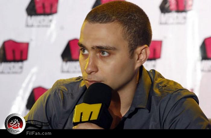 حسام حبيب في المؤتمر